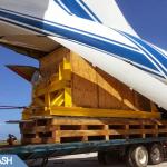 Отправка вещей в Израиль самолетом