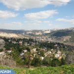 Мевасерет-Цион — город под Иерусалимом